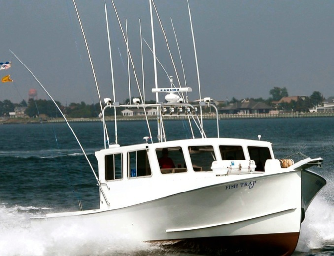 Charters morrison 39 s for Fishing stores nj